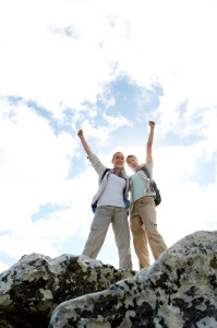 hike for women