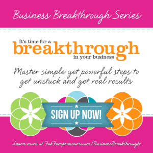 Business Breakthrough Ecourse