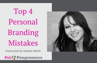 Top 4 Personal Branding Mistakes