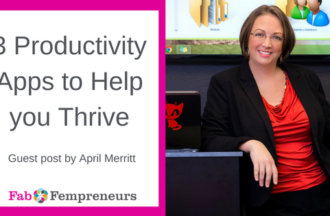3 Productivity Apps to Help you Thrive