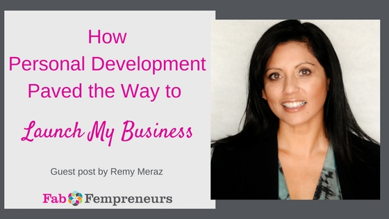 How Personal Development Paved the Way to Launch My Business