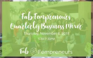 women's business networking mixer