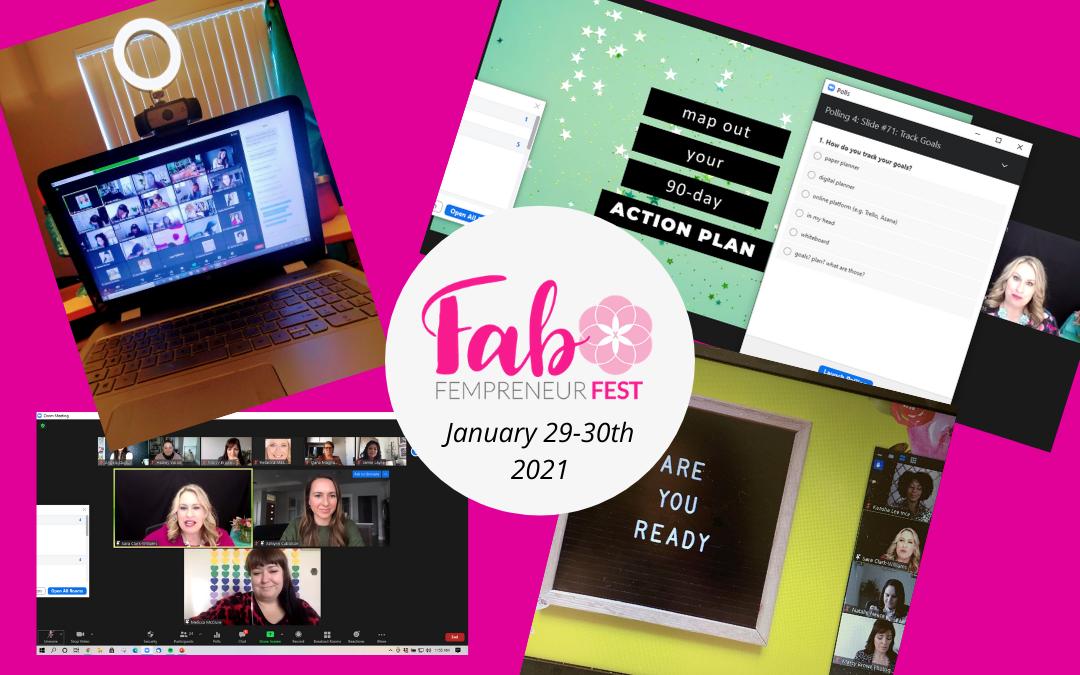 what makes Fab Fempreneur Fest unique